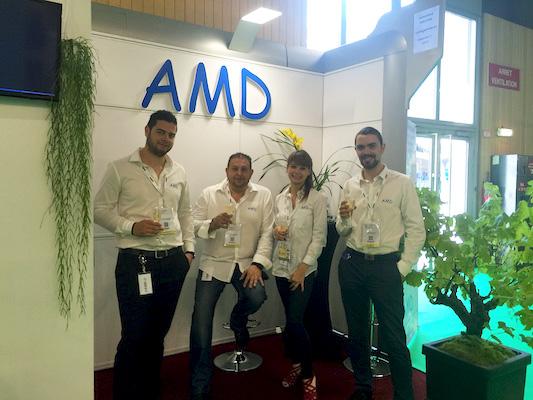 Equipe : AMD Câblage : Câblage Réseau Informatique & Innovation Retail : un savoir-faire dans le domaine de la création de réseaux informatiques dans la grande distribution